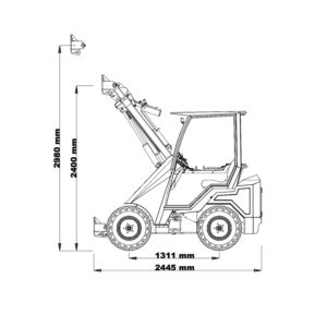 33T-33TLX-braccio